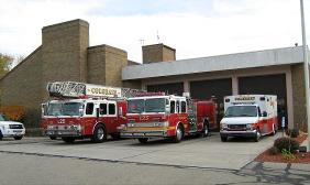 Station 25  Northgate Area and Vehicles