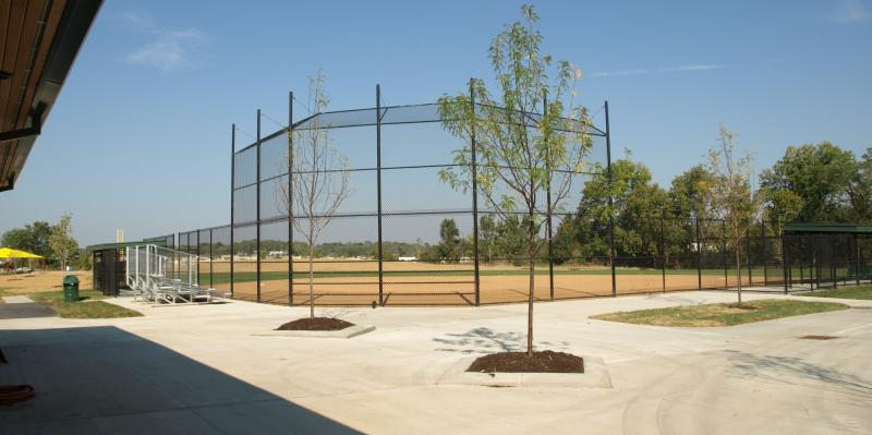 Clippard Park baseball field